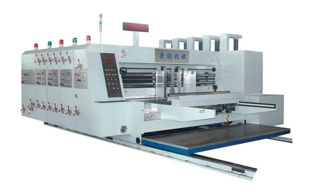 Автоматическая линия для производства гофрокоробов