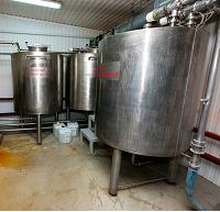 Изготовление молочного оборудования
