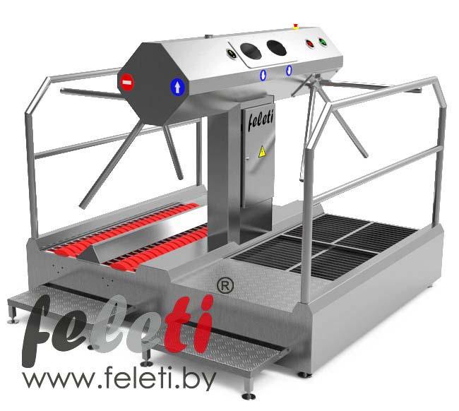Оборудование для санитарии и гигиены производства
